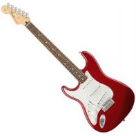 Fender Standard Stratocaster LH Rosewood Fretboard Candy Apple Red