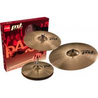 Paiste PST5 Rock Szett 14HH/16RC/20RR Hi-Hat + Crash + Ride Cintányér Szett