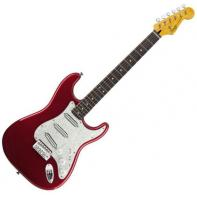 Squier by Fender Vintage Modified Surf Stratocaster, Rosewood Fretboard, Candy Apple Red