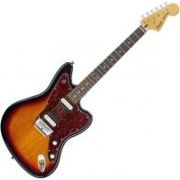 Squier by Fender Vintage Modified Jaguar HH, Rosewood Fretboard, 3-Color Sunburst