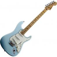 Squier by Fender Deluxe Stratocaster Maple Fretboard, Daphne Blue