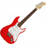 Squier by Fender Affinity Mini, Rosewood Fretboard, Torino Red