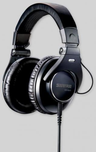 SRH-840 professzionális fejhallgató (Shure SRH-840 professzionális fejhallgató)