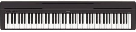 P-45B Digitális zongora, fekete  (Yamaha P-45B Digitális zongora, fekete )