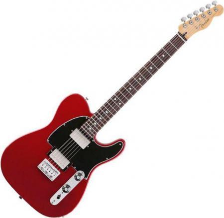 Blacktop Telecaster® HH - Rosewood Fretboard - Candy Apple Red (Fender Blacktop Telecaster® HH - Rosewood Fretboard - Candy Apple Red)