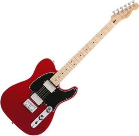Blacktop Telecaster® HH - Maple Fretboard - Candy Apple Red (Fender Blacktop Telecaster® HH - Maple Fretboard - Candy Apple Red)
