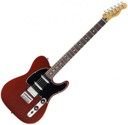 Blacktop Telecaster Baritone, Rosewood Fingerboard, Classic Copper (Fender Blacktop Telecaster Baritone, Rosewood Fingerboard, Classic Copper)