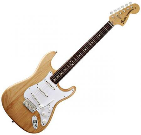 Classic Series 70s Stratocaster® Rosewood Fretboard, Natural (Fender Classic Series 70s Stratocaster® Rosewood Fretboard, Natural)