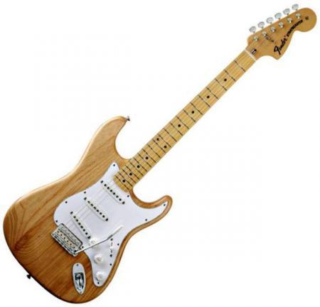 Classic Series 70s Stratocaster® Maple Fretboard, Natural (Fender Classic Series 70s Stratocaster® Maple Fretboard, Natural)
