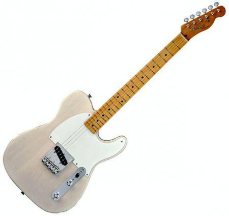 Classic Series 50s Esquire® Maple Fretboard, White Blonde (Fender Classic Series 50s Esquire® Maple Fretboard, White Blonde)