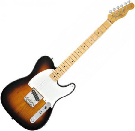 Classic Series 50s Esquire® Maple Fretboard, 2-Color Sunburst (Fender Classic Series 50s Esquire® Maple Fretboard, 2-Color Sunburst)