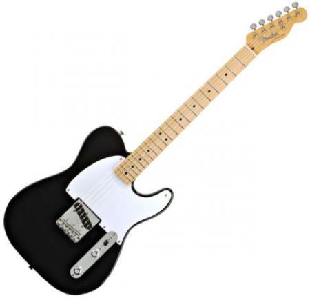 Classic Series 50s Esquire® Maple Fretboard, Black (Fender Classic Series 50s Esquire® Maple Fretboard, Black)