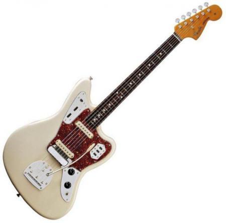 Classic Series Mustang® Rosewood Fretboard, Olympic White (Fender Classic Series Mustang® Rosewood Fretboard, Olympic White)