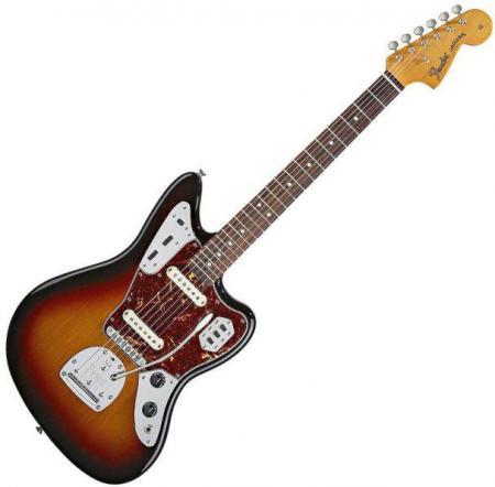 Classic Player Jaguar® Special, Rosewood Fretboard, 3 Tone Sunburst (Fender Classic Player Jaguar® Special, Rosewood Fretboard, 3 Tone Sunburst)