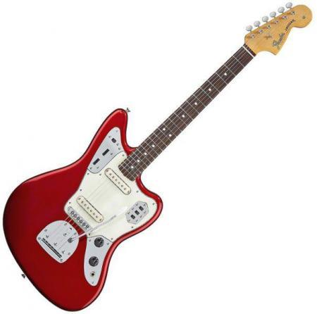 Classic Player Jaguar® Special, Rosewood Fretboard, Candy Apple Red (Fender Classic Player Jaguar® Special, Rosewood Fretboard, Candy Apple Red)
