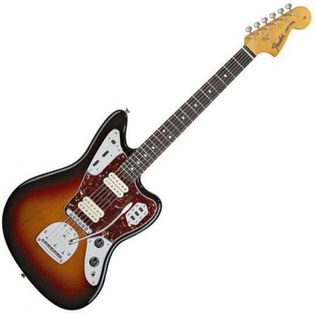 Classic Player Jaguar® Special HH, Rosewood Fretboard, 3 Tone Sunburst (Fender Classic Player Jaguar® Special HH, Rosewood Fretboard, 3 Tone Sunburst)