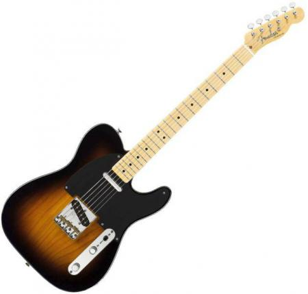 Classic Player Baja Telecaster® Maple Fretboard, 2 Tone Sunburst (Fender Classic Player Baja Telecaster® Maple Fretboard, 2 Tone Sunburst)