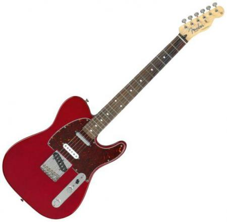 Deluxe Nashville Tele® Rosewood Fretboard, Candy Apple Red (Fender Deluxe Nashville Tele® Rosewood Fretboard, Candy Apple Red)