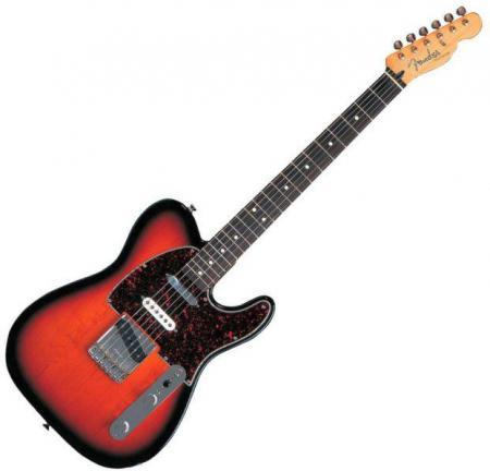 Deluxe Nashville Tele® Rosewood Fretboard, Brown Sunburst (Fender Deluxe Nashville Tele® Rosewood Fretboard, Brown Sunburst)