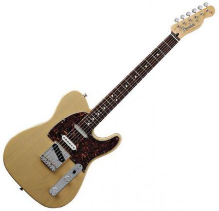 Deluxe Nashville Tele® Rosewood Fretboard, Honey Blonde (Fender Deluxe Nashville Tele® Rosewood Fretboard, Honey Blonde)