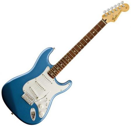 Standard Stratocaster® Rosewood Fretboard, Lake Placid Blue (Fender Standard Stratocaster® Rosewood Fretboard, Lake Placid Blue)