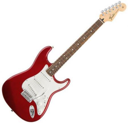 Standard Stratocaster® Rosewood Fretboard, Candy Apple Red (Fender Standard Stratocaster® Rosewood Fretboard, Candy Apple Red)