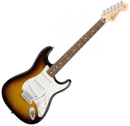 Standard Stratocaster® Rosewood Fretboard, Brown Sunburst (Fender Standard Stratocaster® Rosewood Fretboard, Brown Sunburst)