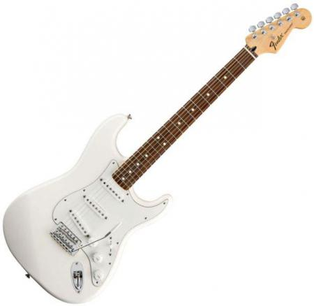 Standard Stratocaster® Rosewood Fretboard, Arctic White (Fender Standard Stratocaster® Rosewood Fretboard, Arctic White)
