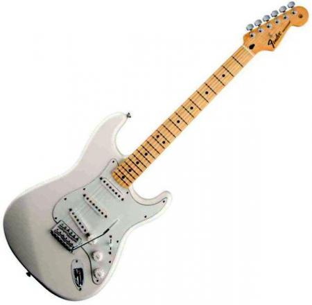 Standard Stratocaster® Maple Fretboard, Arctic White (Fender Standard Stratocaster® Maple Fretboard, Arctic White)