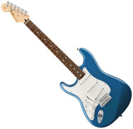 Standard Stratocaster LH Rosewood Fretboard Lake Placid Blue  (Fender Standard Stratocaster LH Rosewood Fretboard Lake Placid Blue )