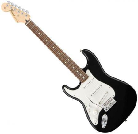 Standard Stratocaster LH Rosewood Fretboard Black  (Fender Standard Stratocaster LH Rosewood Fretboard Black )
