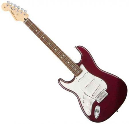 Standard Stratocaster LH Rosewood Fretboard Midnight Wine  (Fender Standard Stratocaster LH Rosewood Fretboard Midnight Wine )
