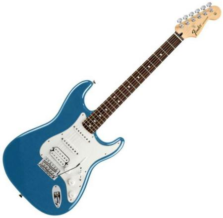 Standard Stratocaster HSS Rosewood Fretboard Lake Placid Blue  (Fender Standard Stratocaster HSS Rosewood Fretboard Lake Placid Blue )