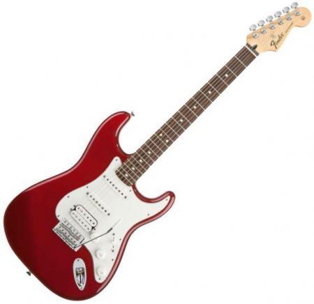 Standard Stratocaster HSS Rosewood Fretboard Candy Apple Red  (Fender Standard Stratocaster HSS Rosewood Fretboard Candy Apple Red )