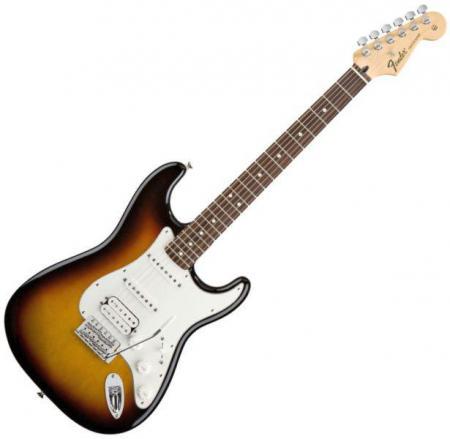 Standard Stratocaster HSS Rosewood Fretboard Sunburst  (Fender Standard Stratocaster HSS Rosewood Fretboard Sunburst )