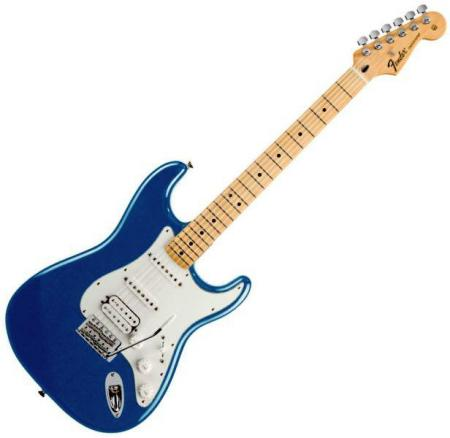 Standard Stratocaster HSS Maple Fretboard Lake Placid Blue  (Fender Standard Stratocaster HSS Maple Fretboard Lake Placid Blue )
