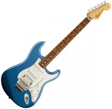 Standard Stratocaster HSS FR Rosewood Fretboard Lake Placid Blue (Fender Standard Stratocaster HSS FR Rosewood Fretboard Lake Placid Blue)