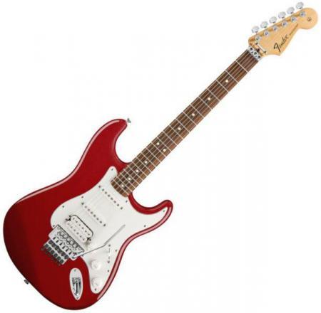 Standard Stratocaster HSS FR Rosewood Fretboard Candy Apple Red (Fender Standard Stratocaster HSS FR Rosewood Fretboard Candy Apple Red)