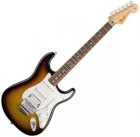Standard Stratocaster HSS FR Rosewood Fretboard Sunburst (Fender Standard Stratocaster HSS FR Rosewood Fretboard Sunburst)