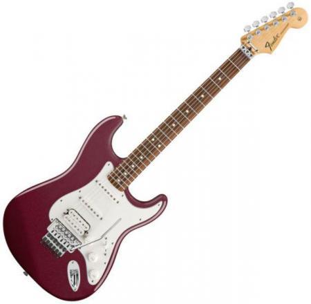 Standard Stratocaster HSS FR Rosewood Fretboard Midnight Wine (Fender Standard Stratocaster HSS FR Rosewood Fretboard Midnight Wine)
