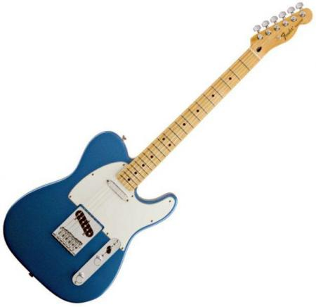 Standard Telecaster Maple Fretboard Lake Placid Blue    (Fender Standard Telecaster Maple Fretboard Lake Placid Blue   )