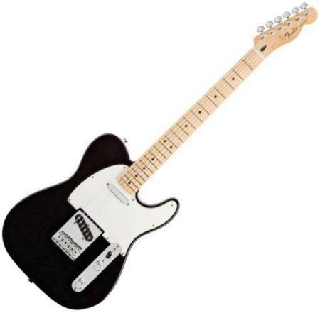 Standard Telecaster Maple Fretboard Black    (Fender Standard Telecaster Maple Fretboard Black   )