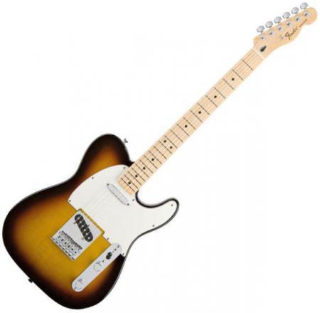 Standard Telecaster Maple Fretboard Sunburst    (Fender Standard Telecaster Maple Fretboard Sunburst   )