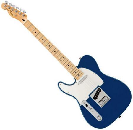 Standard Telecaster LH Maple Fretboard Lake Placid Blue   (Fender Standard Telecaster LH Maple Fretboard Lake Placid Blue  )