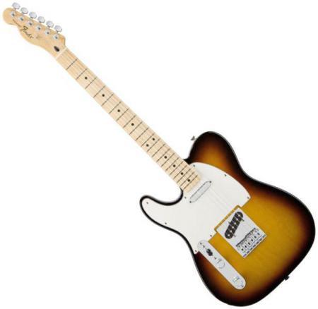 Standard Telecaster LH Maple Fretboard Sunburst   (Fender Standard Telecaster LH Maple Fretboard Sunburst  )