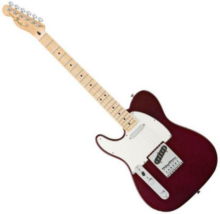 Standard Telecaster LH Maple Fretboard Midnight Wine   (Fender Standard Telecaster LH Maple Fretboard Midnight Wine  )