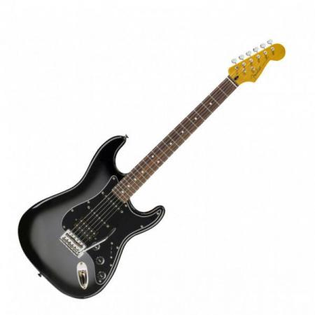 Modern Player Stratocaster® HSS, Rosewood Fingerboard, Silverburst (Fender Modern Player Stratocaster® HSS, Rosewood Fingerboard, Silverburst)
