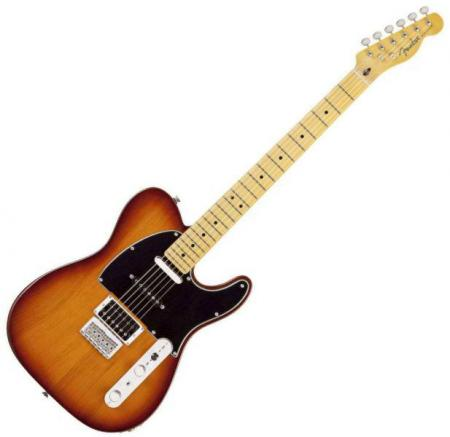Modern Player Telecaster Plus Maple Fretboard Hybst (Fender Modern Player Telecaster Plus Maple Fretboard Hybst)
