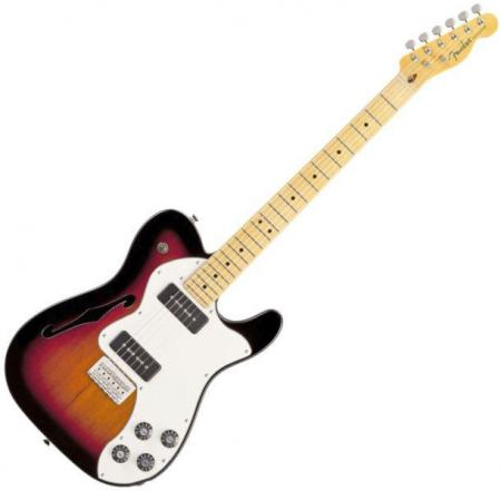Modern Player Telecaster Thinline Deluxe 3TSB (Fender Modern Player Telecaster Thinline Deluxe 3TSB)