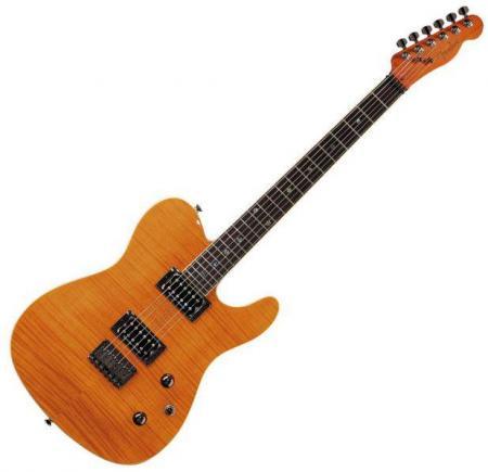 Special Edition Custom Telecaster® FMT HH, Rosewood Fretboard, Amber (Fender Special Edition Custom Telecaster® FMT HH, Rosewood Fretboard, Amber)